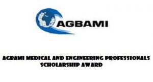 Agbami Scholarship Past Questions