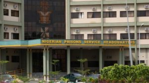 Nigerian Prisons Past Questions