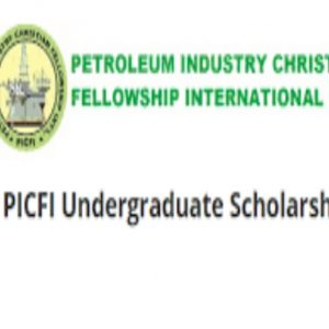 PICFI Scholarship Past Questions